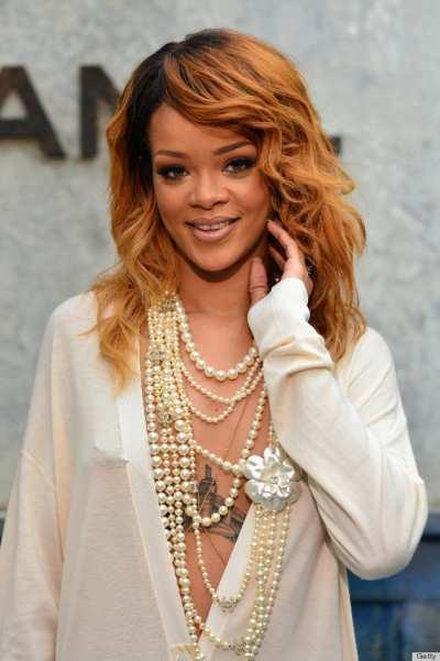 Rihanna – visina 173, težina 62 kg, indeks tjelesne mase 21
