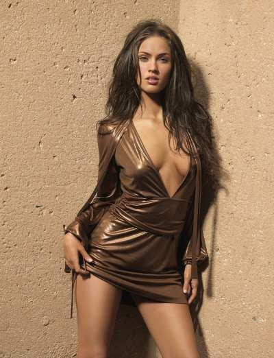 Megan Fox – visina 163, težina 53 kg, indeks tjelesne mase 20