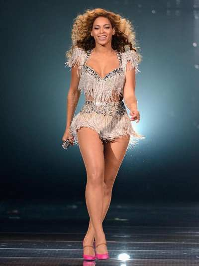 Beyoncé – visina 170 cm, težina 59 kg, indeks tjelesne mase 20