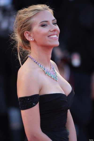 Scarlett Johansson – visina 163 cm, težina 58 kg, indeks tjelesne mase 22