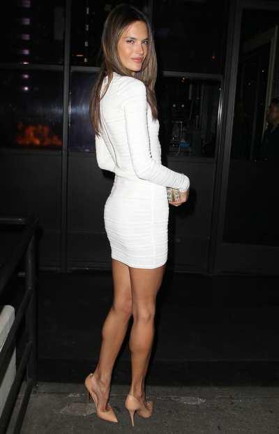 Alessandra Ambrosio – visina 176 cm, težina 52 kg, indeks tjelesne mase 17