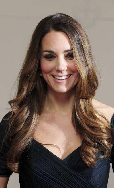 Kate Middleton – visina 178 cm, težina 54 kg, indeks tjelesne mase 17