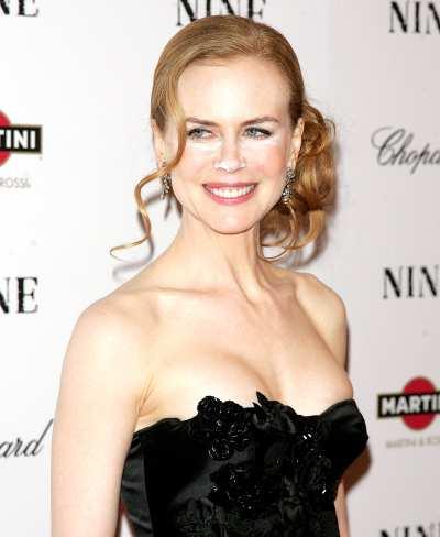 Nicole Kidman – visina 180, težina 58 kg, indeks tjelesne mase 18